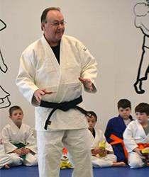 Charlie Wall Sr. - Wall 2 Wall Martial Arts